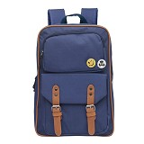 UNIQUE Korean Ellite [TN-KE-K3] - Biru Dongker - Notebook Backpack